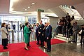 Royal visit to IMO's Maritime Safety Committee (31263417167).jpg