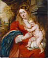 Rubens, Sir Peter Paul - Madonna and Child - Google Art Project.jpg