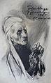 Rudolf Heinisch, Totenklage 1, 1945.JPG