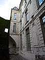 Rue Vieille du Temple 110 hôtel d'Hozier façade sur jardin.jpg