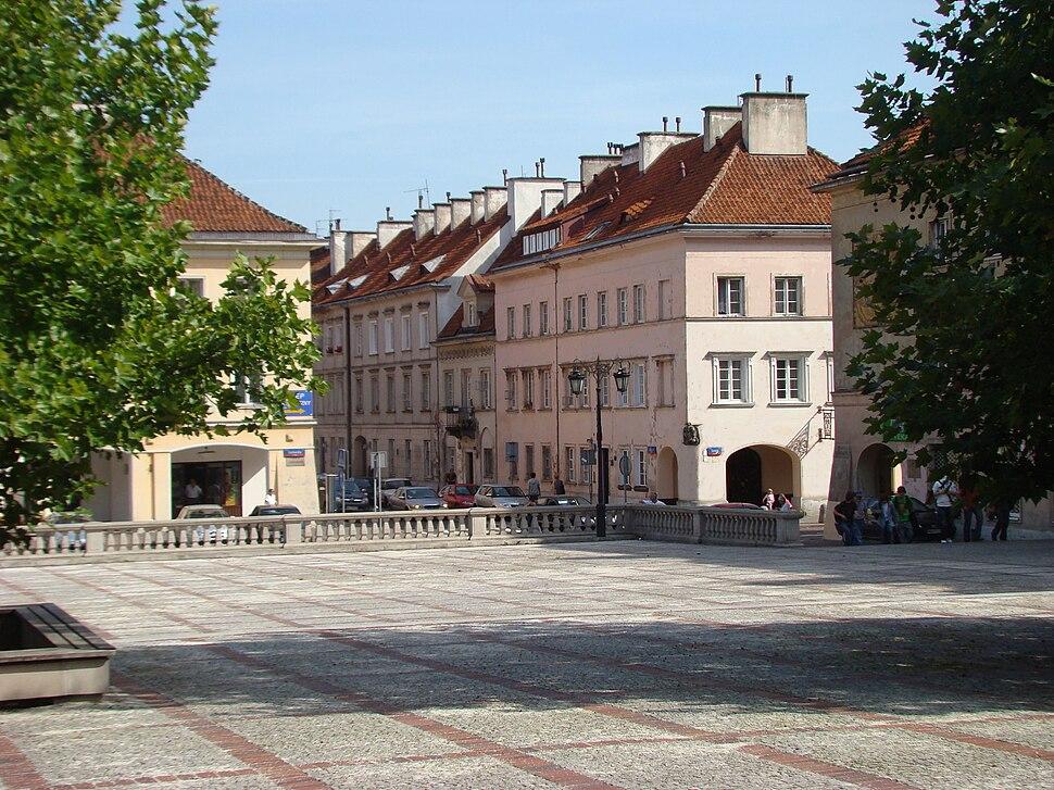 Rynek Mariensztacki 2009 03