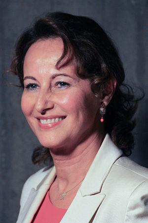 Reims Congress - Ségolène Royal