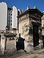 Sépulture Sturbe et Guérin, cimetière d'Auteuil, Paris 16e 1.jpg