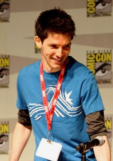 SDCC10 - Colin Morgan - Standing