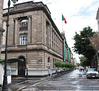 Secretariat of Public Education Main Headquarters
