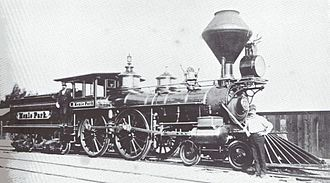 San Francisco and San Jose Railroad - Image: SFSJ 11 JPVL