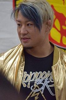 Sho Tanaka Japanese professional wrestler
