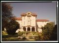 SOUTHWEST FRONT - Ralston Hall, Ralston Avenue, Belmont, San Mateo County, CA HABS CAL,41-BELM,1-20 (CT).tif
