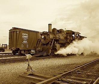 Strasburg Rail Road - Image: SRC 89 T&T 2