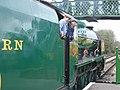 SR 850 Lord Nelson at Mid Hants Railway.jpg