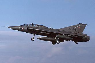 Saab 35 Draken - Danish Air Force Saab TF-35 Draken