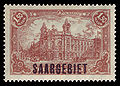 Saar 1920 42 Reichspostamt.jpg