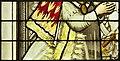Saint-Chapelle de Vincennes - Baie 0 - Henri II en prière, détail du milieu du corps (bgw17 0424).jpg