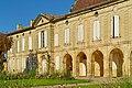 Saint-Emilion,logis de Malet-Roquefort 1.jpg