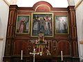 Saint-Julien-de-Bourdeilles église retable.JPG