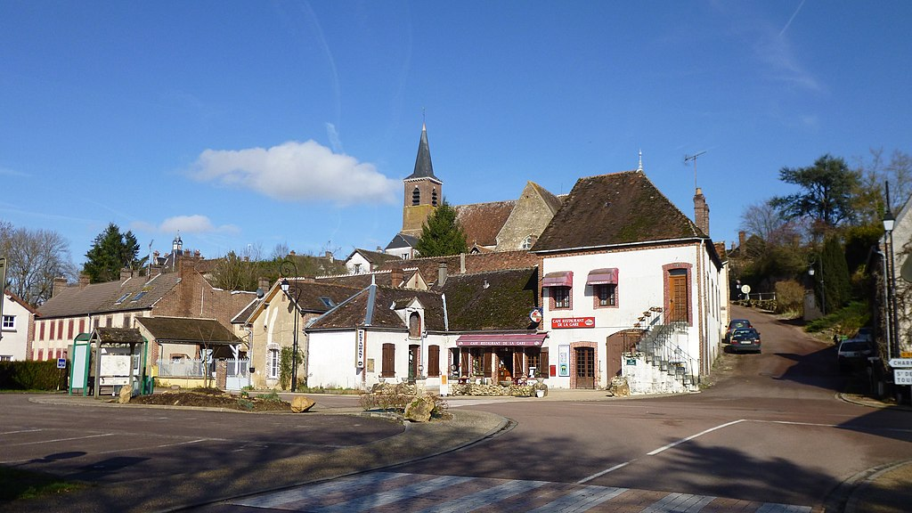 Caf De Saint Pol De Leon