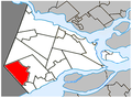 Saint-Télesphore Quebec location diagram.PNG