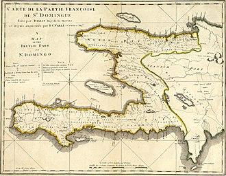 Saint-Domingue - Image: Saint Domingue.360