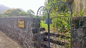Saint Eustatius- Jewish Cemetery