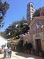 Saint George Monastery, bell tower.jpg