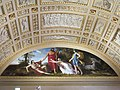 Salle de Diane (Louvre) - Diane rendant à Aricie Hippolyte ressuscité par Esculape.jpg