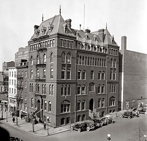 The Salvation Army - Women's dormitories operated by The Salvation Army, Washington, D.C. c. 1920