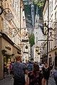 Salzburg - Blasiuskirche - from Getreidegasse 03 - 2018-08-20.jpg