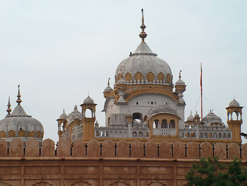 Samadhi of Ranjit Singh July 1 2005.jpg