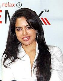 Sameera Reddy at Mukti Foundation Event (8) (cropped).jpg