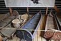 Sami sleds, Siida Museum, Inari, Finland (1) (36514799252).jpg