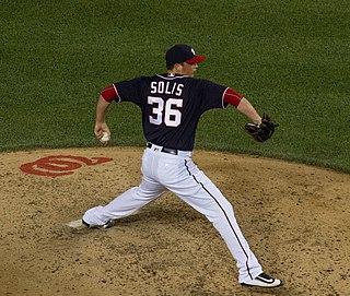 Sammy Solís American professional baseball player