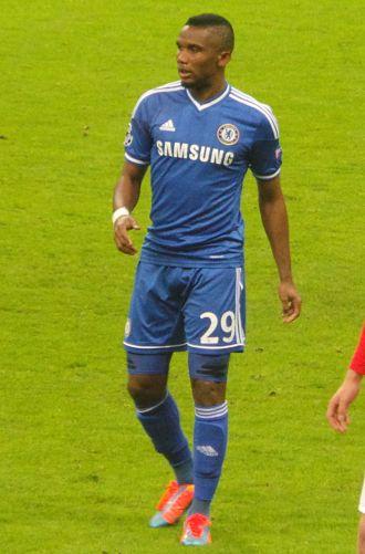 Le footballeur Camerounais Samuel Eto'o exhorte ses compatriotes a quitté dare-dare l'Algérie