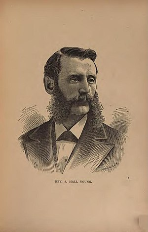 S. Hall Young - Samuel Hall Young, circa 1879.