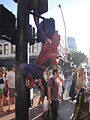 San Diego Comic-Con 2011 - Spider-Man is hanging out (6004553104).jpg