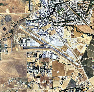 San Luis Obispo County Regional Airport - 2006 USGS airphoto