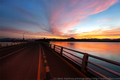 San juanico bridge at sunset 2.png