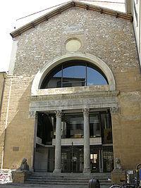 San Pancrazio, Florence