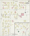 Sanborn Fire Insurance Map from Muncie, Delaware County, Indiana. LOC sanborn02433 005-11.jpg