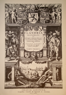 <i>Flandria Illustrata</i>