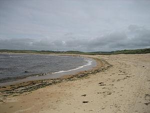Reay - Sandside Bay in August 2006