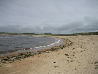 Reay - Sandside Bay in August 2006