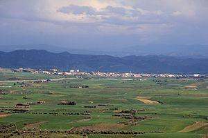Sanluri - Panorama