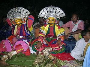 Buta Kola - Image: Sanoor Bhootada Kola
