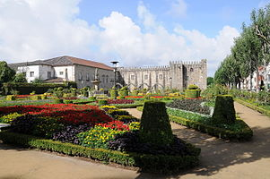 Garden of Santa Barbara (Braga)