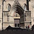 Santa María del Mar, Barcelona. Portada.jpg