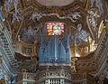 Santa Maria della Vittoria in Rome - pipe organ HDR.jpg