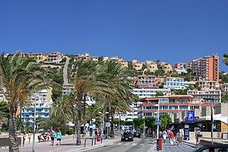 Санта-Понса,  Балеарские Острова, Испания