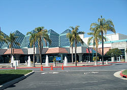 The Santa Clara Convention Centre in Julie 2007