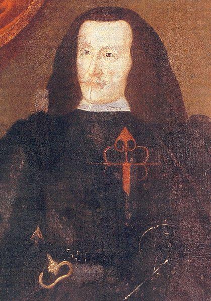 Diego Benavides y de la Cueva.