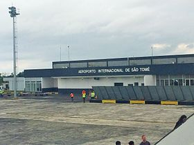 Aéroport international de Sao Tomé